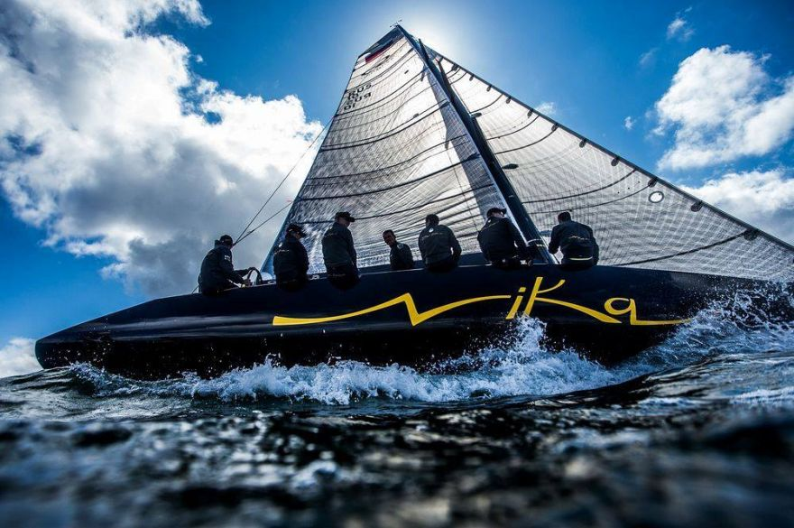 The Ultimate Yacht Racing Week in Malta